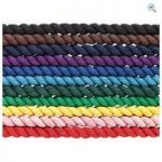 Cottage Craft Cotton Lead Rope – Colour: Red