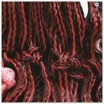 Cottage Craft Hay Net – Large – Colour: Black / Red