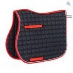 Cottage Craft Wentmore Saddlecloth – Size: COB – Colour: Black